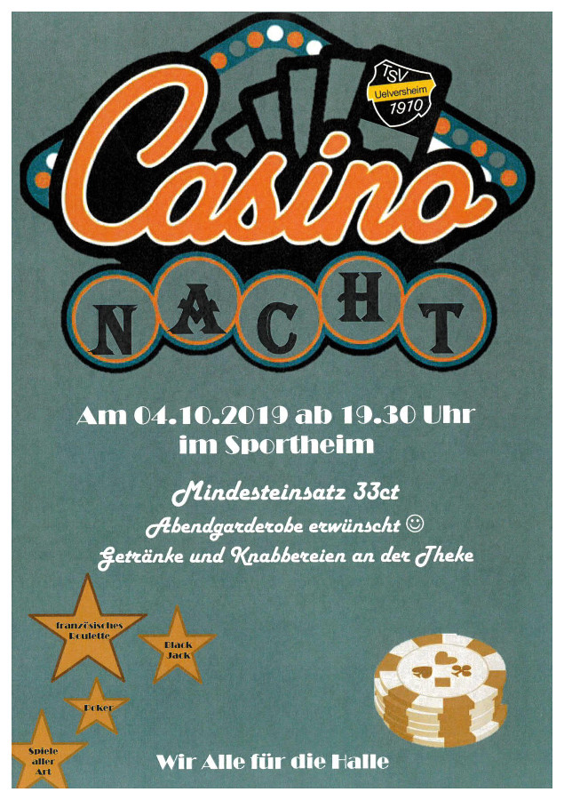 Tsv Casino Am Stubenrauchplatz